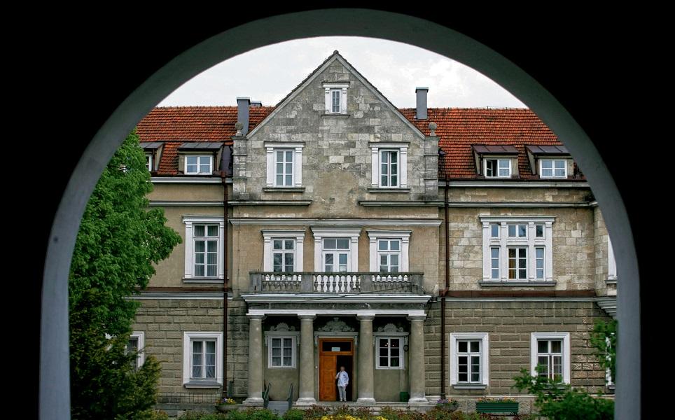 Horyniec Zdrój, Sanatorium Bajka